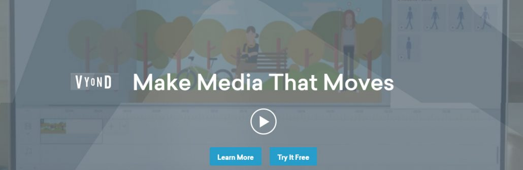 Make videos and animations easily wit Vyond