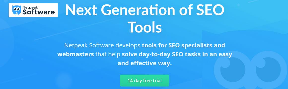 The next generation of SEO tools - Netpeak Software