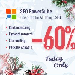 Big discount on proven SEO software