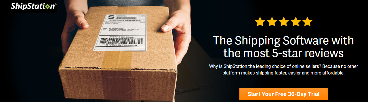 The leading shipping software for online sellers