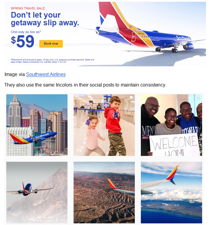 how to boost brand value - Southwest Airlines
