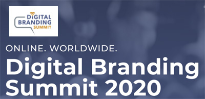 Digital Branding Summit 2020 - key takeaways