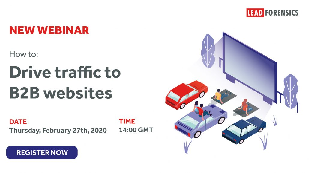 Gain valuable web traffic generation insights in this webinar