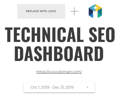 Technical SEO Dashboard