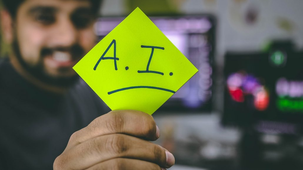 The role of AI in content marketing