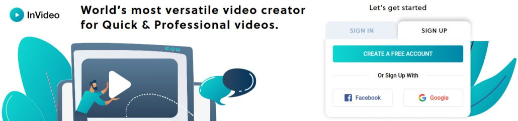 Create amazing videos for social media or content marketing
