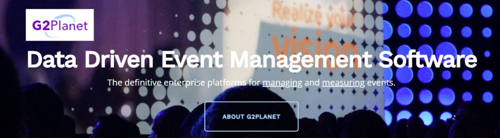 The ultimate enterprise-grade event management platform - G2Planet