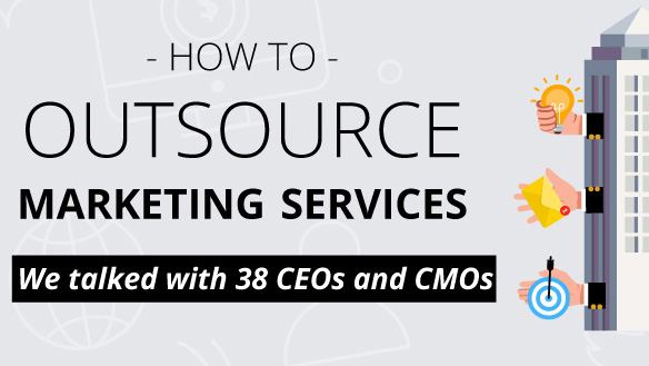 How to outsource digital marketing - guidance from research