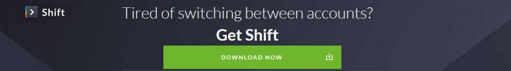 The workstation for productive people - Shift is the desktop app for streamlining your accounts, apps, and workflows