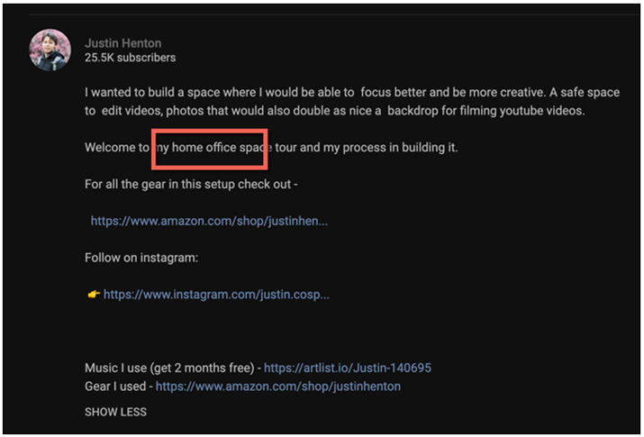 How to use keywords in video titles and descriptions