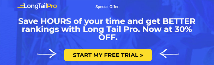 Long Tail Pro helps you find thousands of long tail keywords you can rank for.