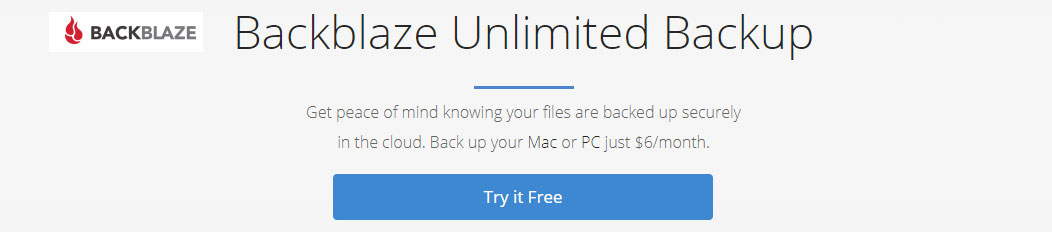 Fast, easy data backup at an unbeatable price