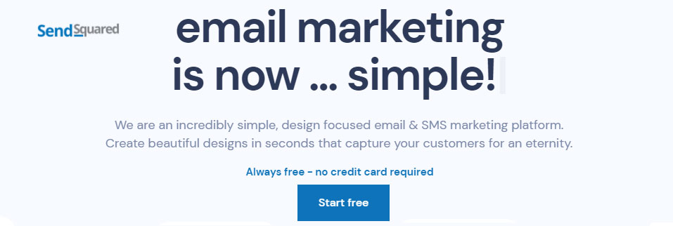 Simple, beautiful email marketing, powered by AI