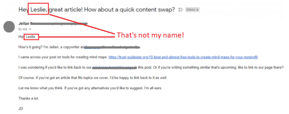 Five Mistakes to Avoid When Writing B2B Sales Email Copy