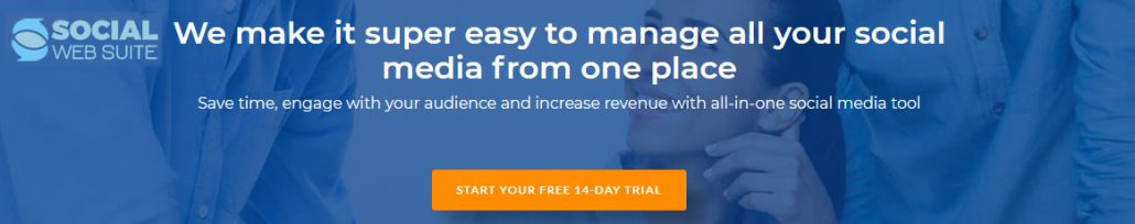 The only social media management tool deeply integrated with WordPress