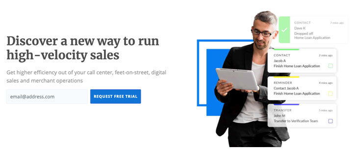 LeadSquared free trial offer