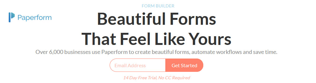 Create beautifully effective lead generation forms