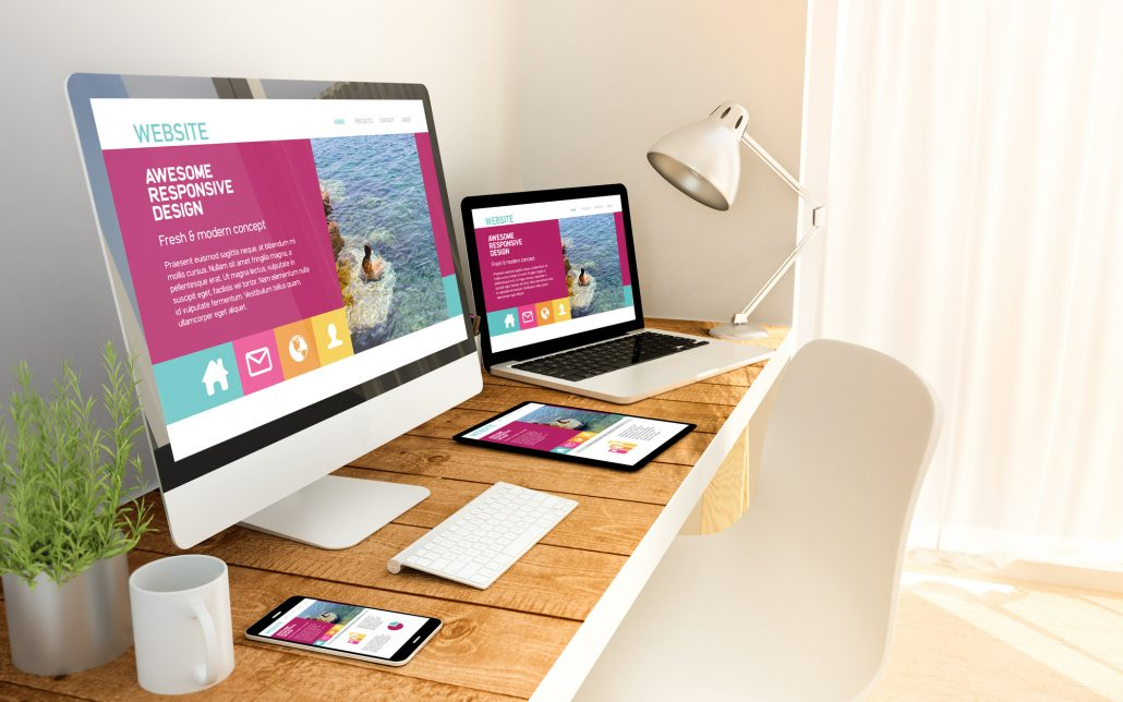 When to use photos and when to use illustrations on business websites